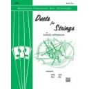 Applebaum, Samuel - Duets For Strings - Violin