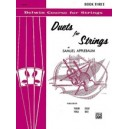 Applebaum, Samuel - Duets For Strings - Cello