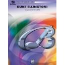Ellington, D, arr. Custer, C - Duke Ellington! (medley For Concert Band)