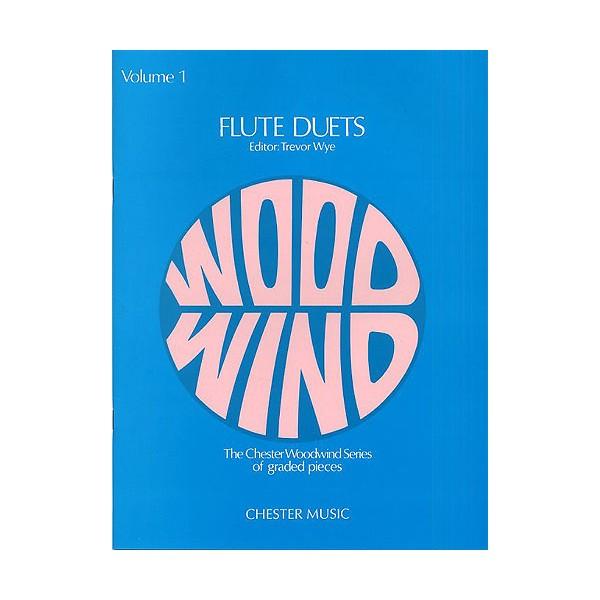Trevor Wye: Flute Duets Volume 1 - Wye, Trevor (Artist)