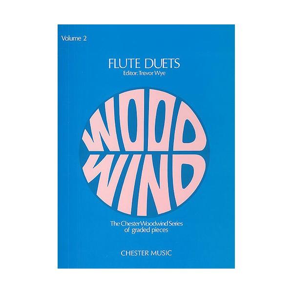 Trevor Wye: Flute Duets Volume 2 - Wye, Trevor (Artist)