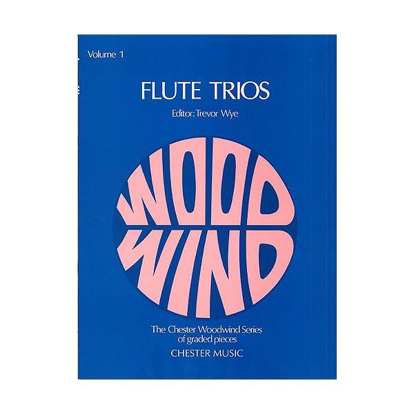 Wye: Flute Trios Volume 1 - Wye, Trevor (Editor)