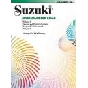 Suzuki - Ensembles For Cello