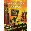 Various - The Entertainment Songbook - 100 Great Songs from Hollywood, Broadway, and Television (Piano/Vocal/Chords)