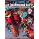 Uribe, Ed - The Essence Of Afro-cuban Percussion & Drum Set