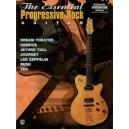 Various - The Essential Progressive Rock Guitar - Authentic Guitar TAB