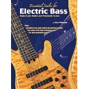 Palermo, Max - Essential Scales For Electric Bass - Major Scale Modes and Pentatonic Scales