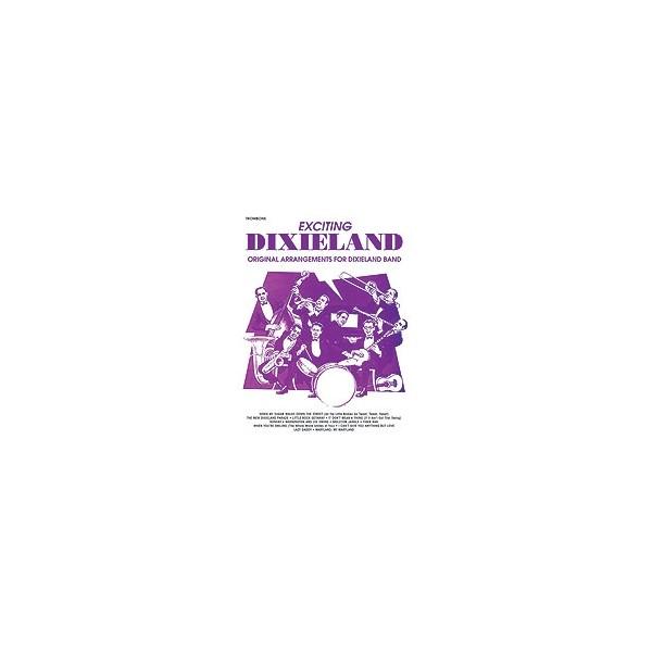 Various - Exciting Dixieland - Trombone