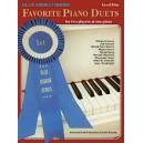 Blue Ribbon Favorite Piano Duets - Level 1