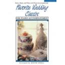 Favorite Wedding Classics - Piano Acc.