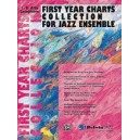 Various - First Year Charts Collection For Jazz Ensemble - 1st E-Flat Alto Saxophone