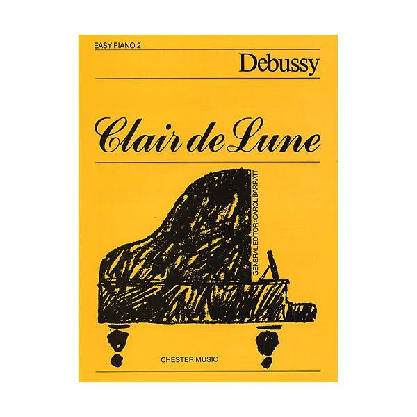 Clair de Lune (Easy Piano No.2) - Debussy, Claude (Artist)