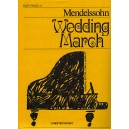 Wedding March (Easy Piano No.3) - Mendelssohn, Felix (Composer)
