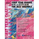 Various - First Year Charts Collection For Jazz Ensemble - Piano