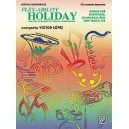 Flex-ability Holiday -- Solo-duet-trio-quartet With Optional Accompaniment - Alto Sax/Baritone Sax