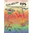 Flex-ability Pops -- Solo-duet-trio-quartet With Optional Accompaniment - Oboe/Guitar/Piano/Electric Bass