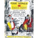 Cole, William (editor) - Folk Songs Of England, Ireland, Scotland & Wales - Piano/Vocal/Guitar