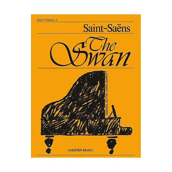 The Swan (Easy Piano No.5) - Saint-Saens, Camille (Artist)