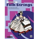 Folk Strings For Ensemble - Violin Ensemble