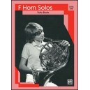 French Horn Solos - Level I Solo Book