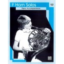 French Horn Solos - Level II Piano Acc.