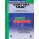 Student Instrumental Course French Horn Soloist - Level I (Solo Book)