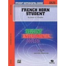 Student Instrumental Course French Horn Student - Level II