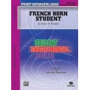 Student Instrumental Course French Horn Student - Level III