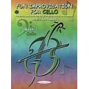 Kanack, Alice Kay - Fun Improvisation For...violin, Viola, Cello, Piano - Creative Ability Development (Cello)