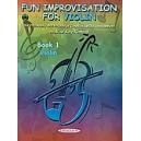 Kanack, Alice Kay - Fun Improvisation For...violin, Viola, Cello, Piano - Creative Ability Development (Violin)
