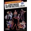 Slutsky, A, - The Funkmasters -- The Great James Brown Rhythm Sections 1960-1973 - For Guitar, Bass and Drums
