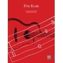 Beethoven, Ludwig van - Für Elise - Classical Guitar TAB