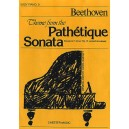 Theme from the Pathetique Sonata (Easy Piano No.9) - Beethoven, Ludwig Van (Artist)