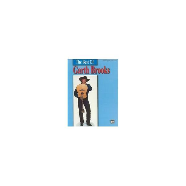 Brooks, Garth - The Best Of Garth Brooks - Authentic Guitar TAB