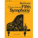 Theme from the Fifth Symphony (Easy Piano No.10) - Beethoven, Ludwig Van (Artist)
