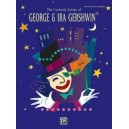 Gershwin, George  - The Comedy Songs Of George & Ira Gershwin - Piano/Vocal/Chords