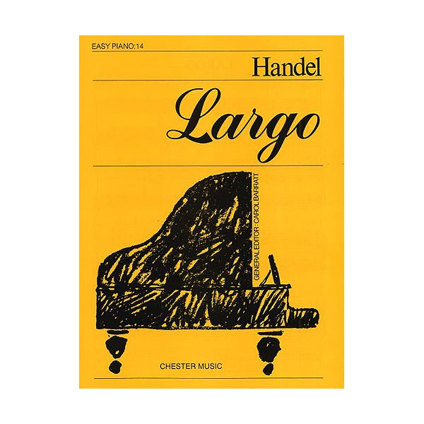 Largo (Easy Piano No.14) - Handel, George Frideric (Artist)