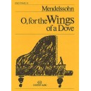 O, for the Wings of a Dove (Easy Piano No.15) - Mendelssohn, Felix (Artist)