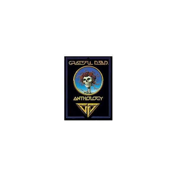 Grateful Dead - Anthology - Piano/Vocal/Chords