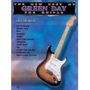 Green Day - The New Best Of Green Day For Guitar - Easy TAB Deluxe