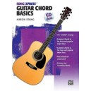 Stang, Aaron - Ultimate Beginner Guitar Chord Basics