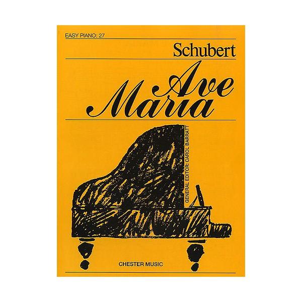 Ave Maria (Easy Piano No.27) - Schubert, Franz (Artist)