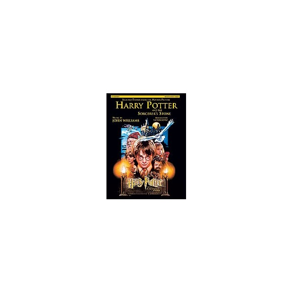 Williams, John - Selected Themes From The Motion Picture Harry Potter And The Sorcerers Stone (solo, Duet, Trio) - Clarinet