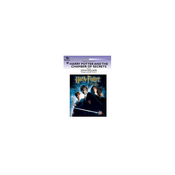 Williams, J, arr. Smith, R.W - Harry Potter And The Chamber Of Secrets, Symphonic Suite From