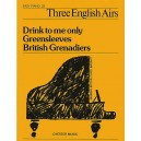Three English Airs (Easy Piano No.33) - Traditional (Artist)