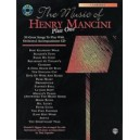 Mancini, Henry - The Music Of Henry Mancini Plus One (20 Great Songs To Play With Orchestral Accompaniment) - Clarinet