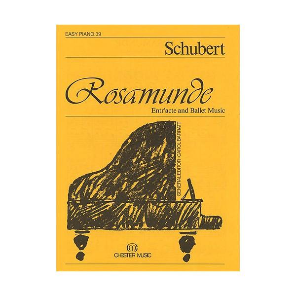 Rosamunde (Easy Piano No.39) - Schubert, Franz (Artist)