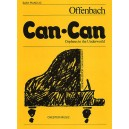 Can-Can (Easy Piano No.40) - Offenbach, Jacques (Artist)
