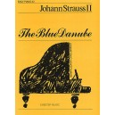 Johann Strauss II: The Blue Danube (Easy Piano No.42) - Strauss II, Johann (Artist)
