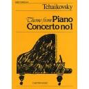 Pyotr Ilyich Tchaikovsky: Theme From Piano Concerto No.1 (Easy Piano No.44) - Tchaikovsky, Pyotr Ilyich (Composer)